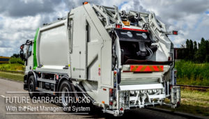 Future of Garbage Trucks With the Fleet Management System