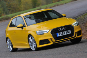 Car Dealers - Choosing an Audi
