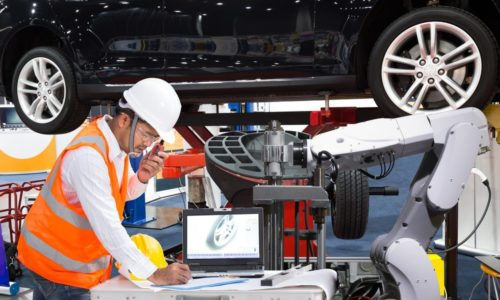 Automotive Engineering: A Method to a Productive Career