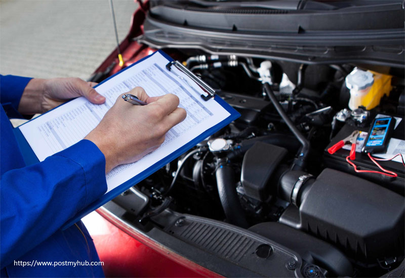 Your Vehicle Repairs Will Be Complete After Your Inspection
