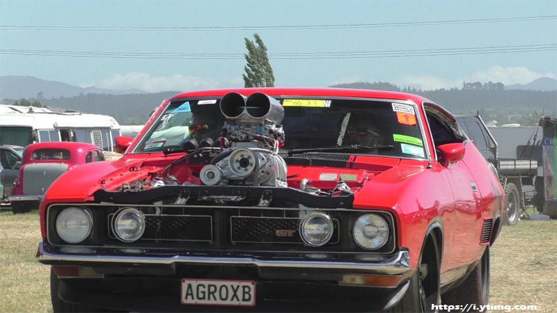 Muscle Car Madness, Make Up Your Mind!