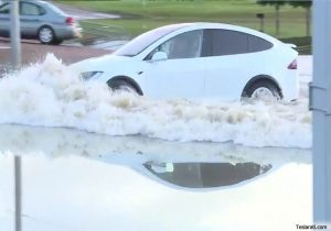 Automobiles Aren't Submarines, But Car Engines Can Survive Some Water