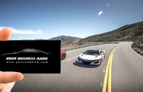 Automotive Business Cards Will Get Your Repair Shop Or Dealership's Motor Operating