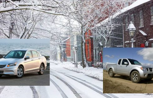 Get a Used Car Or Truck In Winter Time - Things You will need to Take into consideration